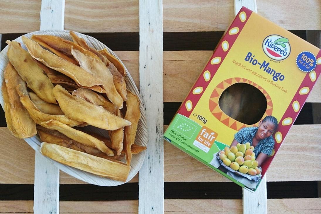 fair trade mango getrocknet kaufen