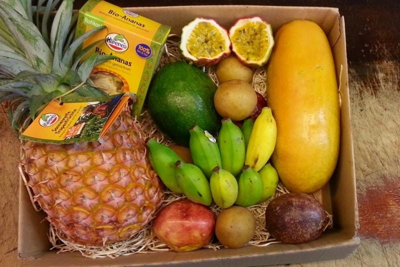 Bio exotische Früchte kaufen