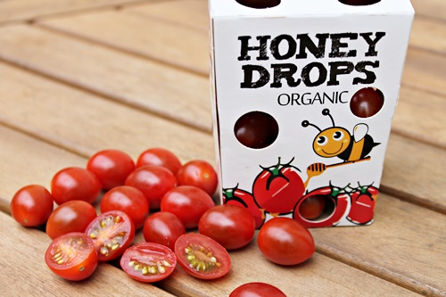 "Baby-Datteltomaten ""Honey Drop"""