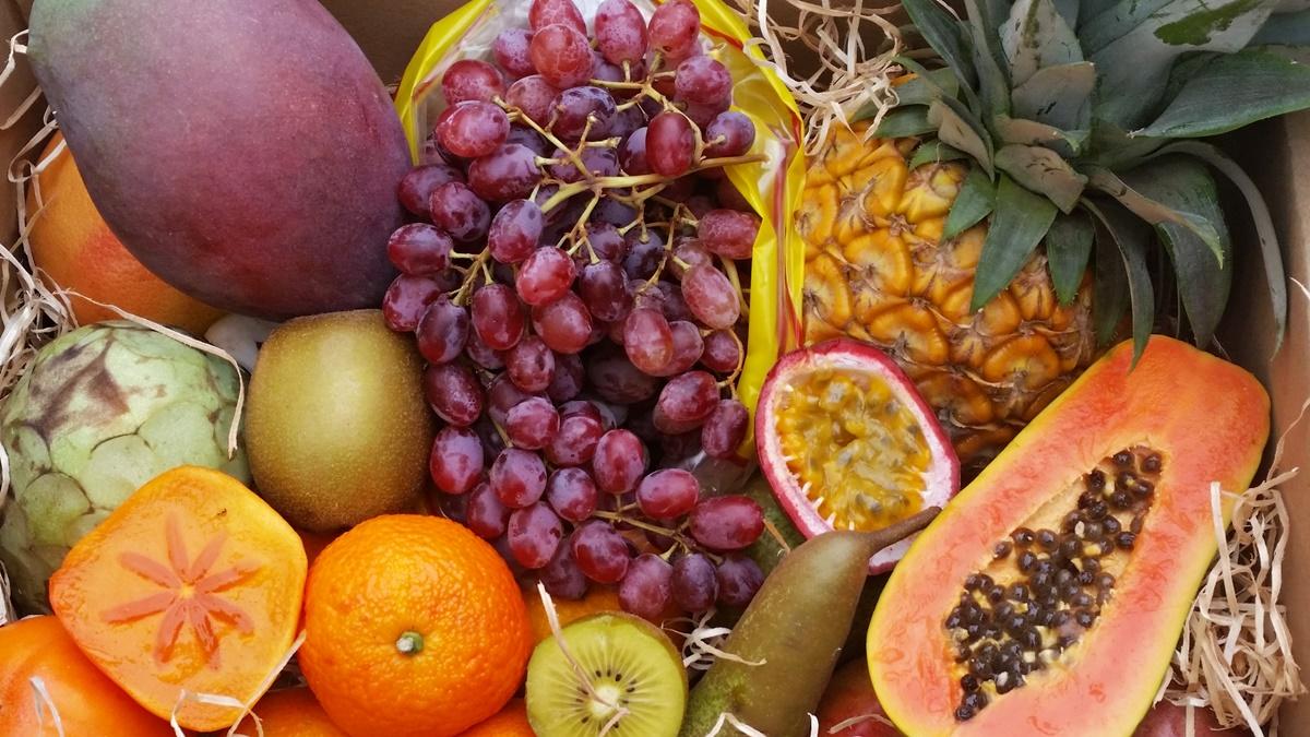 Eigenen Obstkorb erstellen