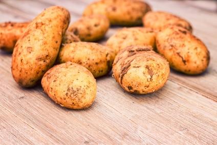 Kartoffeln bestellen
