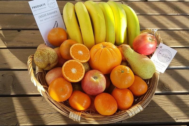 Obstkorb liefern lassen