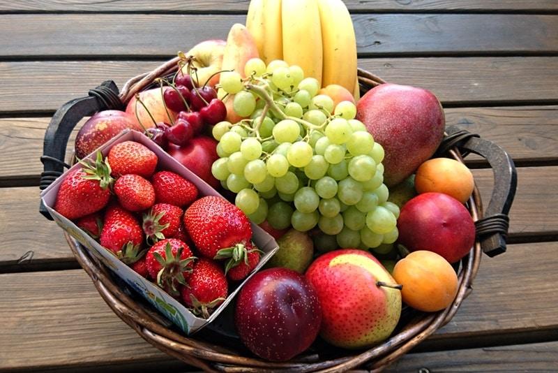 Obstkorb bestellen