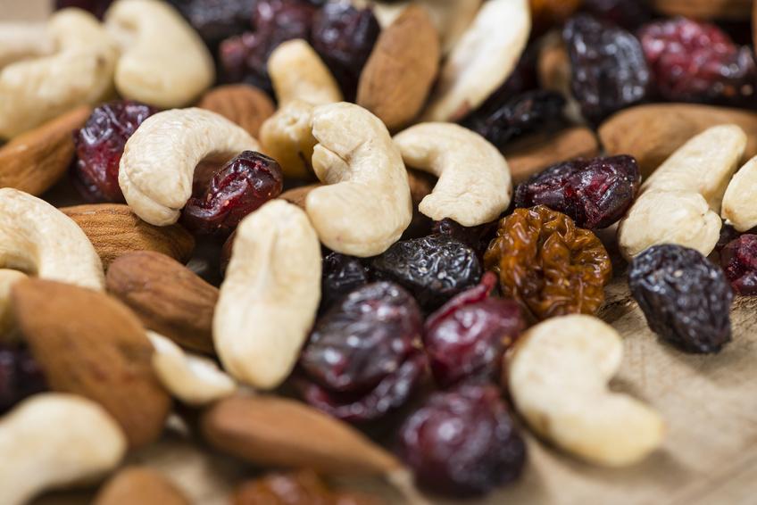 Bio Trockenfrüchte & Nüsse
