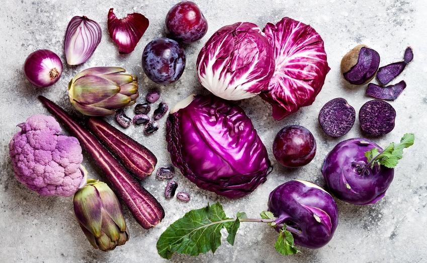Violettes Bio Obst & Gemüse