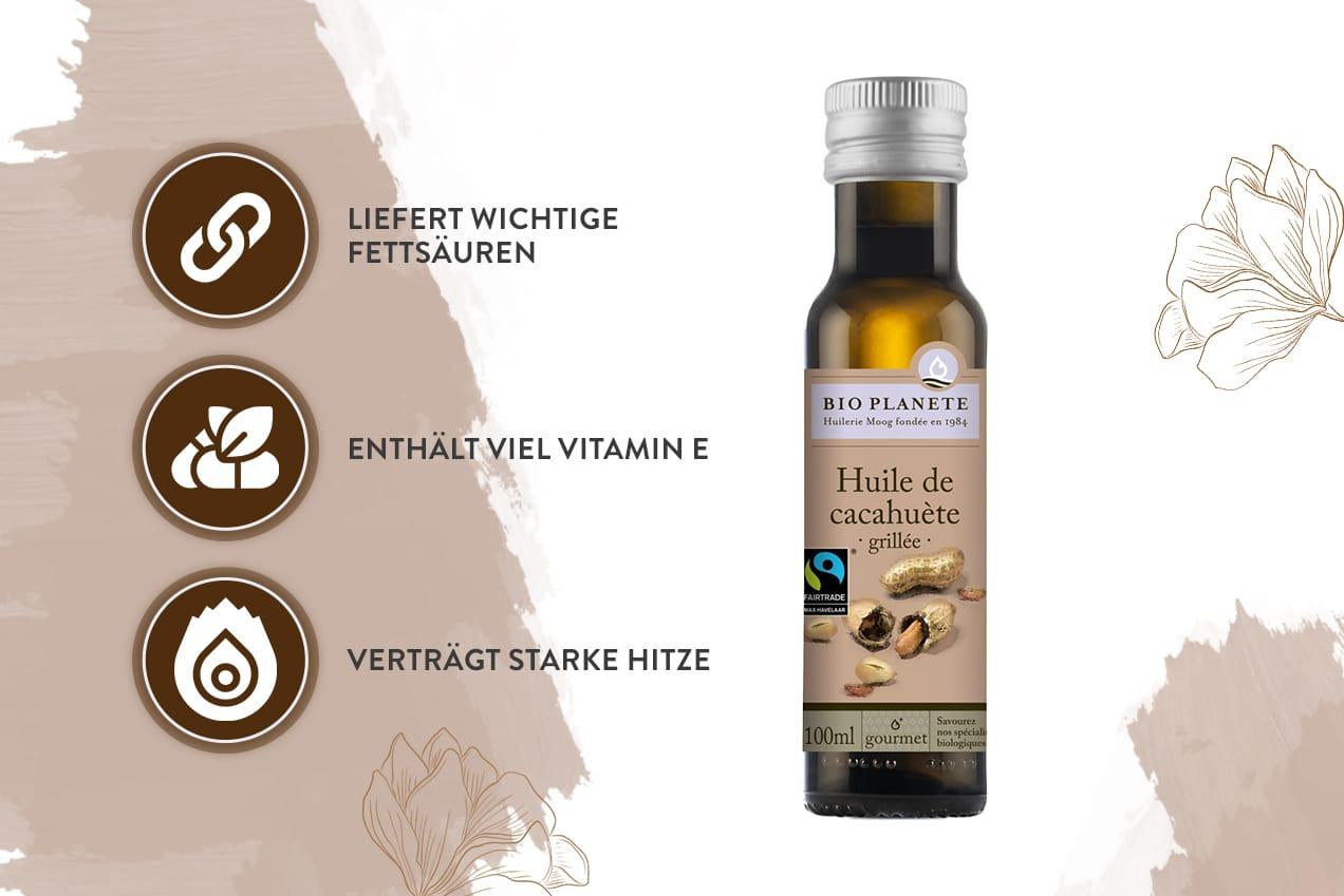bio erdnussöl geröstet kaufen