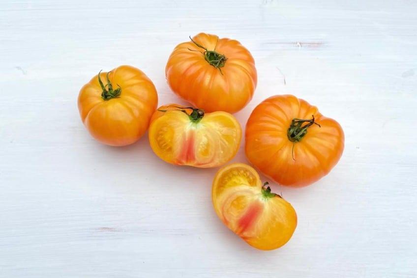 bio ananas tomaten